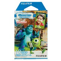 Fujifilm instax mini Film Monsters University 富士即影即有菲林相紙 怪獸大學