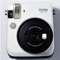 富士即影即有相機 mini 70 白色 Fujifilm instax mini 70 White