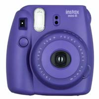 富士即影即有相機 mini8 紫色  Fujifilm instax mini 8 Grape