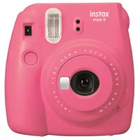富士即影即有相機 mini9 粉紅色 Fujifilm instax mini 9 Light Pink