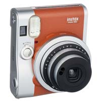 富士Mini 90 即影即有相機啡色 Fujifilm Instax Mini 90 Brown